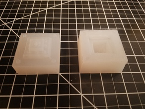 Resin Mold Form for Keycaps / Small Objects