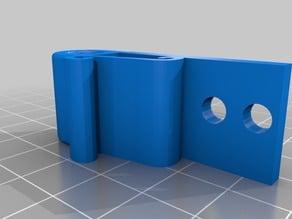 Ender Three Filament Filter/ Duster