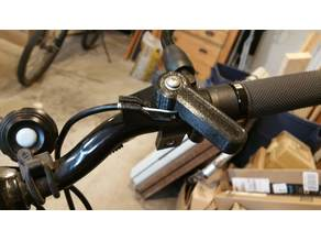 Improved Friction Bike Shifter