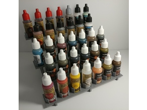 Yet another paint rack