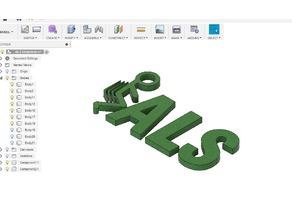 F#%K ALS logo