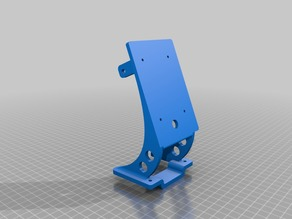 Canon XL-H1 Back Plate Adaptor