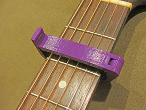 Ratcheting Capo