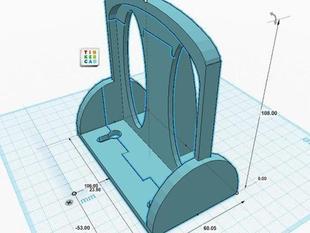 Karcher WV60 wall mount