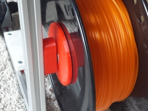 Low Friction Spool Holder