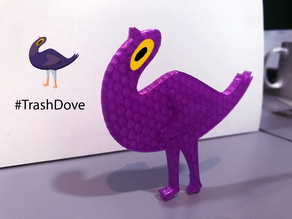 Trash Dove