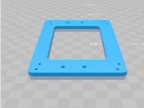 Tevo Tarantula mount for MKS Gen L v1.0 control board