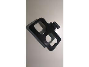 Phone holder with GoPro Adapter