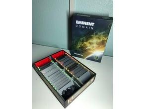 Eminent Domain Board Game Insert