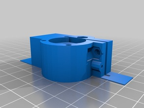 Makergear Filament drive goes Bowden