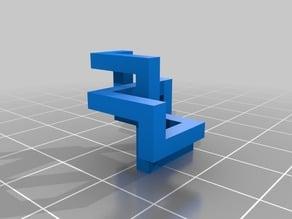 Pocket83 Wood Knot (Plastic)
