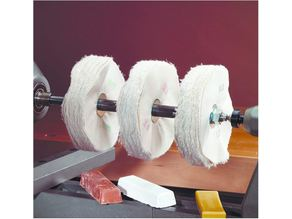 Buffer Wheel Lathe