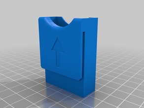 Yet another SD Card Extender holder for Creality Ender 3