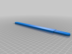 Replacement handle for slickepott