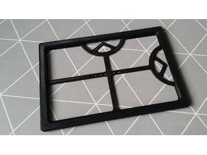 Simple photo frame