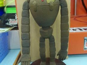 Laputa robot MKII(seperated)