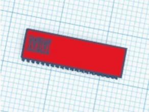 Millimeter Ruler