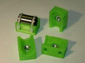 Universal LM8UU holder clip