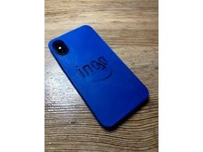 Ingo's iPhone X case