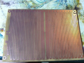 Heated Bed 110mm X 160mm