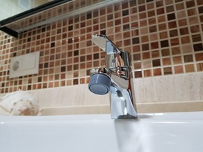 Turbine Faucet Watersaver (Thin Cone Version)