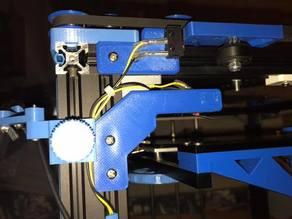 x5s adjustable endstop mounts