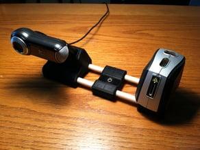 Camera and Laser mount for Makerscanner