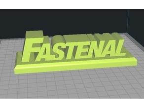 Desk Fastenal Name