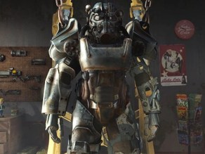 Fallout 4 T60 Full Armour and Frame