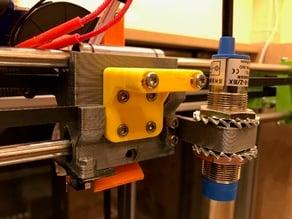 Smartrapcore Alu - E3D v6 adaptor (reinforced)