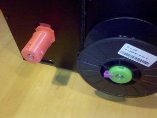 Ultimate 50mm Rotating Spool Holder - MakerBot Replicator 2