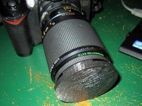 Parametric Lens Cap