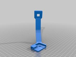 Raspberry Pi Cam 2 mount for LulzBot Taz 6