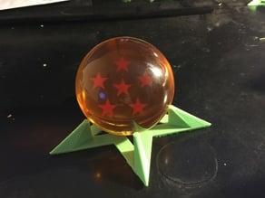 Dragon Ball Z ball holder