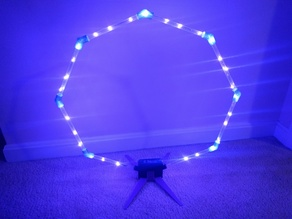 Micro Quad LED Race Gates