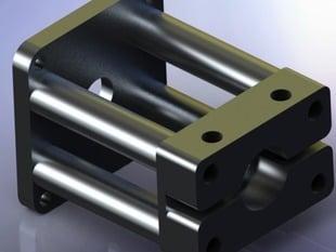JFettig Machines Printable Mini Lathe CNC Conversion Hardware