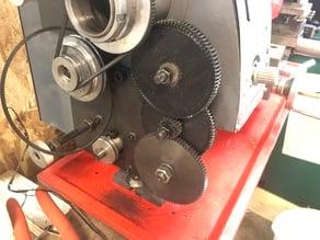 WM180 WM210 MX210 lathe feed gear pairs 8x16 210x400