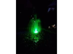 Fontain Illumination