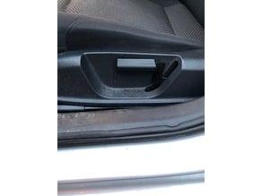 Passat driver seat height handle