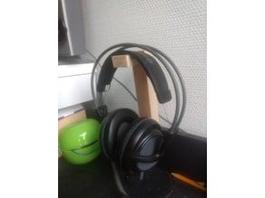 headphones stand (hoofdtelefoon standaard)