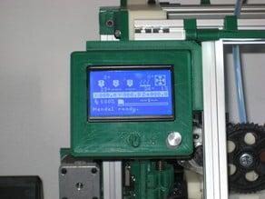 AO-10x Bracket for pablogil's Full Graphic LCD Case