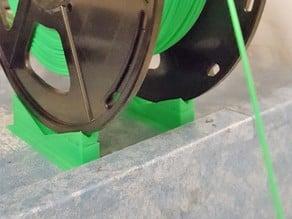 Static Spool Holder