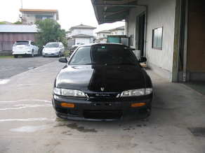 Nissan Silvia Emblem - s14 240sx