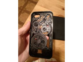 Fixed all pins iPhone 5s Gear case improved version