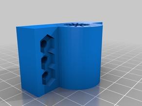 Parametric Linear Bearing 13.8 mm Version 2.0