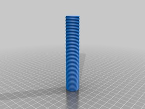 20mm x 110mm Rod for spool holder