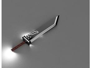 FF Zuck Buster Sword