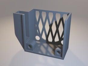 Extruder Cold End 40mm Fan Shroud for Monoprice Maker Select v2.1