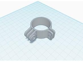 GoPro mount 35mm inner diameter