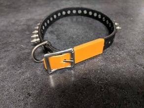 Spikey collar extender